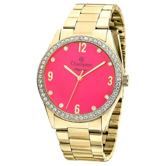 acb7c5c1d7d Relógio Champion Analógico CN28884L Feminino - Compre Agora