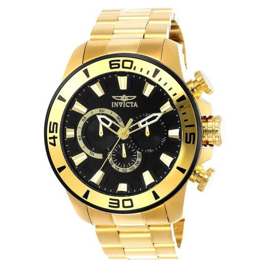 ae133f99878 Relógio Invicta Analógico Pro Diver - 22590 Masculino - Compre Agora ...