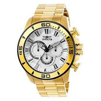 7cb7e207472 Relógio Invicta Analógico Pro Diver - 22589 Masculino