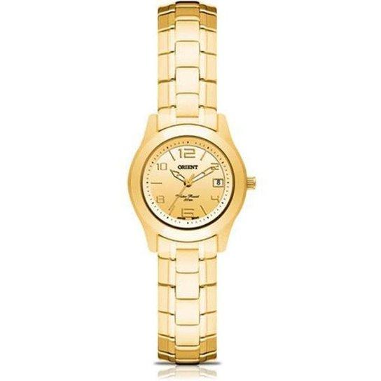 6aaaaf08478 Relógio Orient Masculino Automatico Analogico Esportivo Scuba Driver  Automatico - Dourado