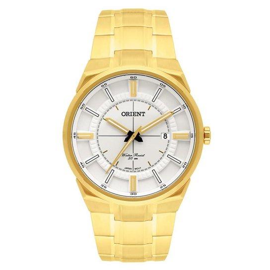 3dbd096569f Relógio Orient Masculino - Dourado - Compre Agora