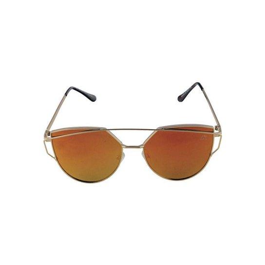 Óculos de Sol Khatto Cat Serious Feminino - Compre Agora   Netshoes f2fea2bd3b