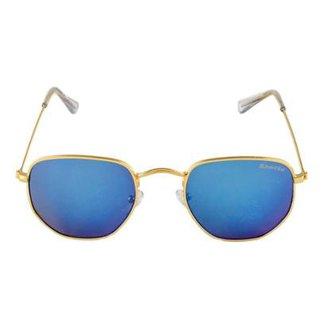 Óculos de Sol Khatto Fusion Round Masculino bdb366022a