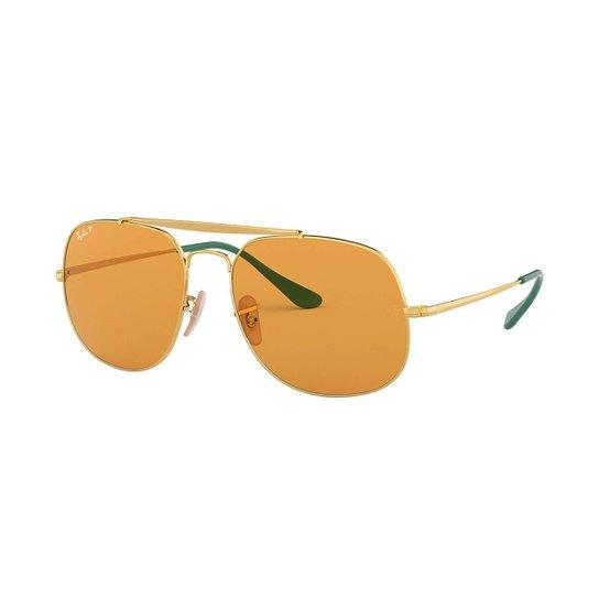 Óculos de Sol Ray-Ban RB3561 Feminino - Dourado - Compre Agora ... a9777dfd3e