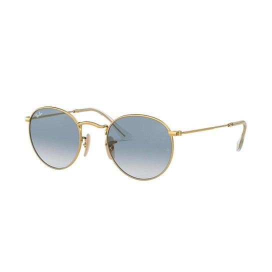 1b2cf1014 Óculos de Sol Ray-Ban Round Metal Feminino | Netshoes
