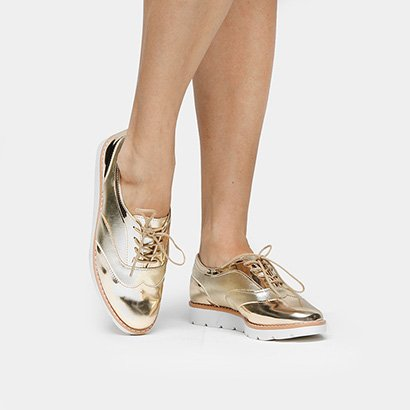 Oxford Shoestock Flatform