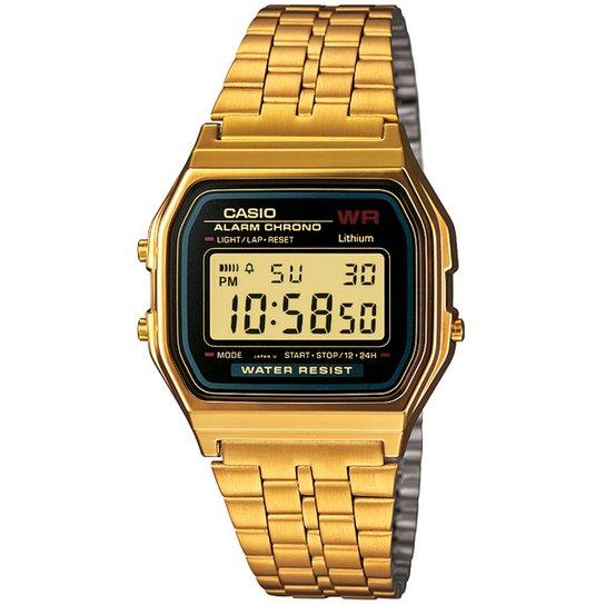fb5e50070ac Relógio Casio Vintage A159WGEA-9A - Compre Agora
