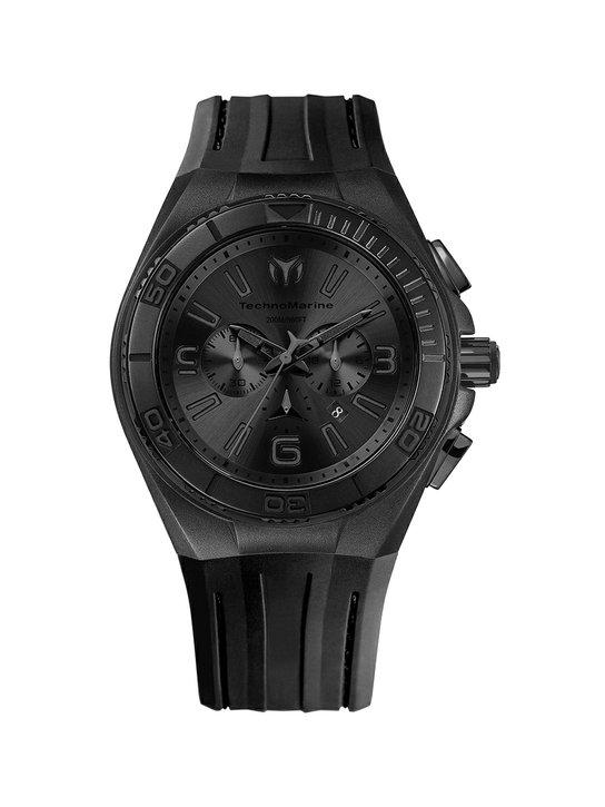 5944befa233 Relógio Cronógrafo Technomarine WT30277G - Preto e Azul claro ...