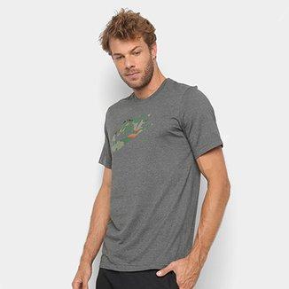3d88fc84f79c7 Camiseta Nike Camo Masculina