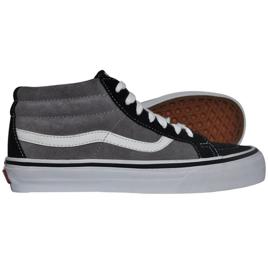 797ccdcd53a Tênis Vans Sk8-Mid Reissue Suede Frost - Compre Agora