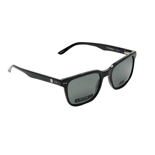 Óculos Quiksilver Brixton - Preto e Cinza - Compre Agora   Netshoes a600c1594c