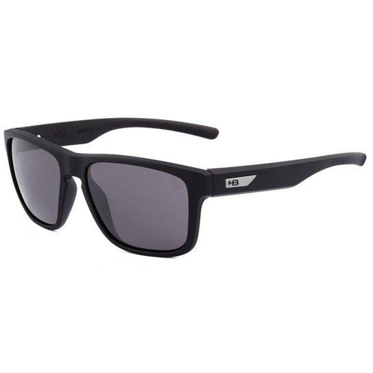 Óculos de Sol HB H-Bomb - Preto e Cinza - Compre Agora   Netshoes 12b8feecb6