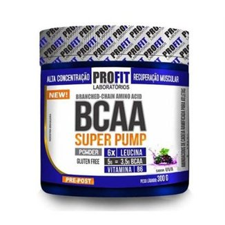 Bcaa Super Pump Powder 300G - Profit