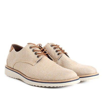 Sapato Casual Couro Reserva Tratorado