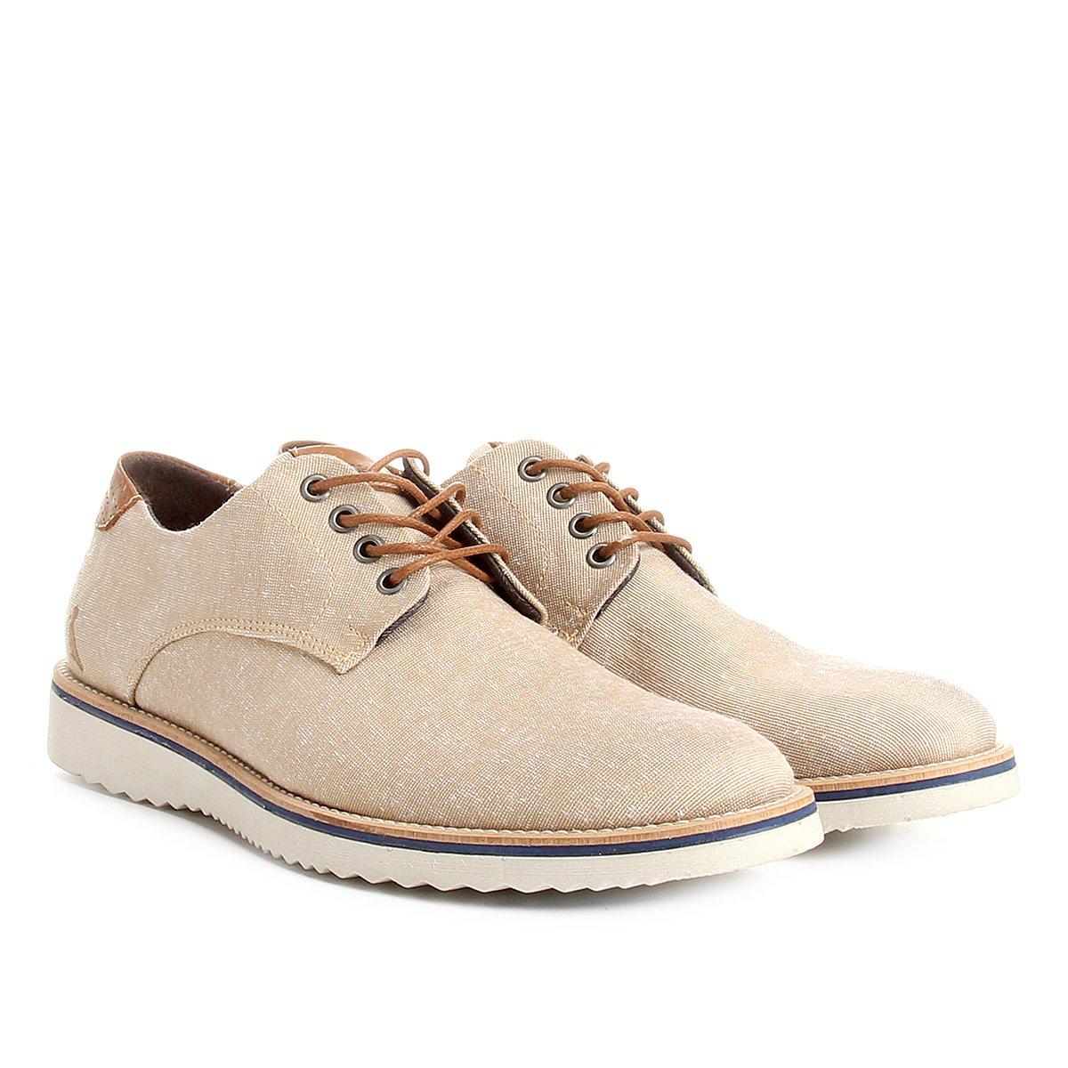 ad14764d24 Sapato Casual Couro Reserva Tratorado
