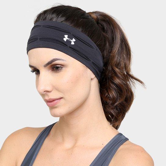 19f6ecb8c3e Faixa De Cabeça Under Armour Perfect Headband - Compre Agora