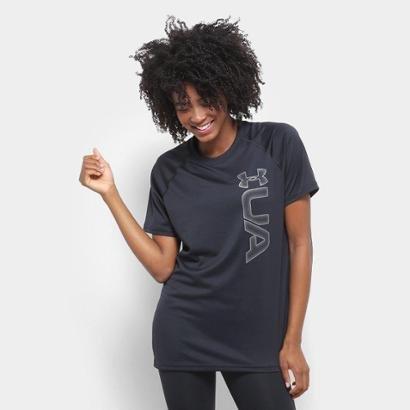 Camiseta Under Armour Tech Graphic Feminina