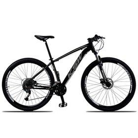 17712b718 Bicicleta Aro 29 KSW XLT 27v Câmbios Shimano Alívio M4000 Freio a Disc.
