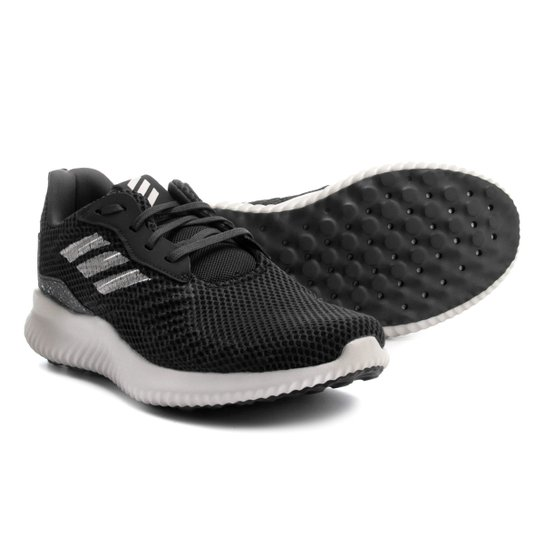 dd83abe4f0 Tênis Adidas Alphabounce RC Masculino - Preto e Cinza - Compre Agora ...
