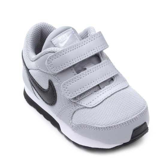 609ada0124a Tênis Infantil Nike Mid Runner 2 - Preto e Cinza - Compre Agora ...