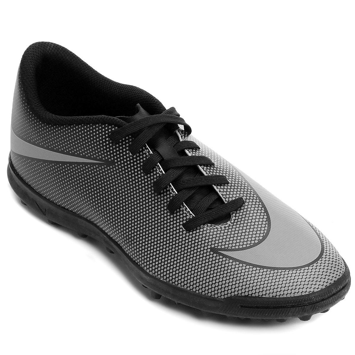 Chuteira Society Nike Bravata 2 TF 13bfd7ad4ac33
