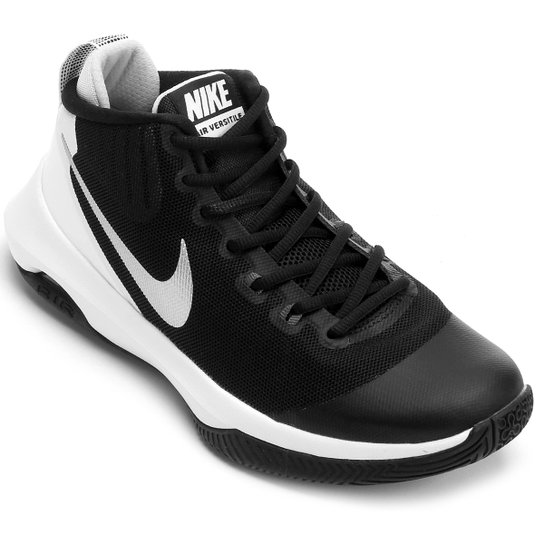 6eb53fe4a Tênis Nike Air Versitile Masculino - Preto e Cinza - Compre Agora ...