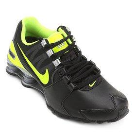 0fbd3aa79e5 COLLECTION. (226). Tênis Couro Nike Shox ...