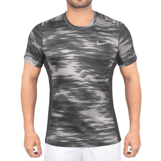 070f75c303b Camiseta Nike Dry Miler Top Dri-Fit Masculina - Compre Agora