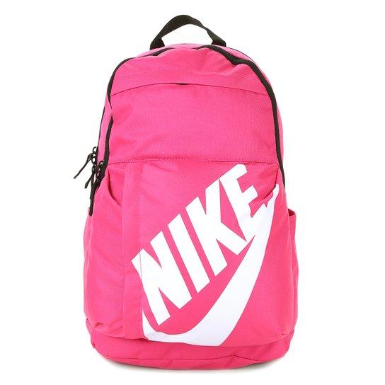 608e8fb6f Mochila Nike Sportswear Elemental - Rosa | Netshoes