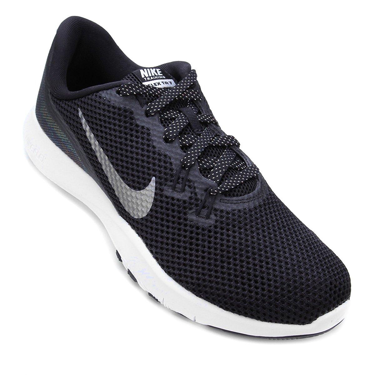 Tênis Nike Flex Trainer 7 Mtlc Feminino