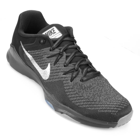 b27be8b304669 Tênis Nike Zoom Condition TR 2 PRM Feminino - Preto e Cinza - Compre ...