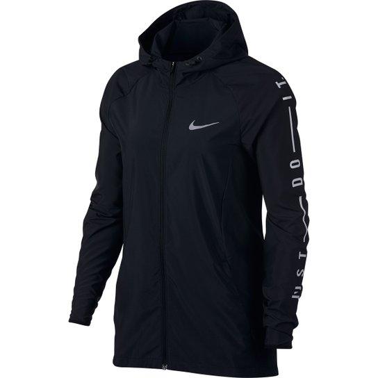 b533e4e09ad Jaqueta Nike Essntl Jkt Hd Nv Feminina - Compre Agora
