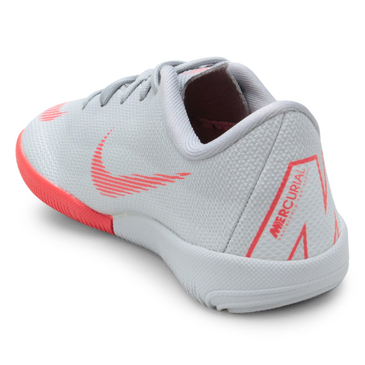 486ba4b0792f0 Chuteira Futsal Infantil Nike Mercurial Vapor 12 Academy | Livelo ...