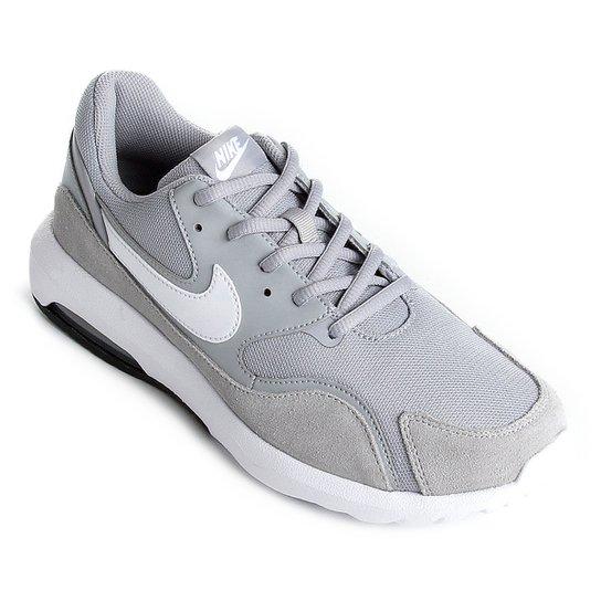 f2990922d2b Tênis Nike Air Max Nostalgic - Preto e Cinza - Compre Agora