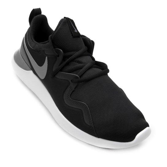 a73e4e8346d Tênis Nike Tessen Masculino - Preto e Cinza - Compre Agora
