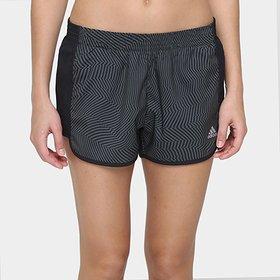 Short Adidas Workout Gym AOP Feminino - Compre Agora   Netshoes ad5e973ae8