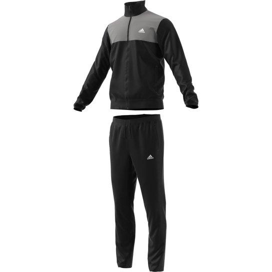 a7e0e4e8a4 Agasalho Adidas Back 2 Basics - Compre Agora