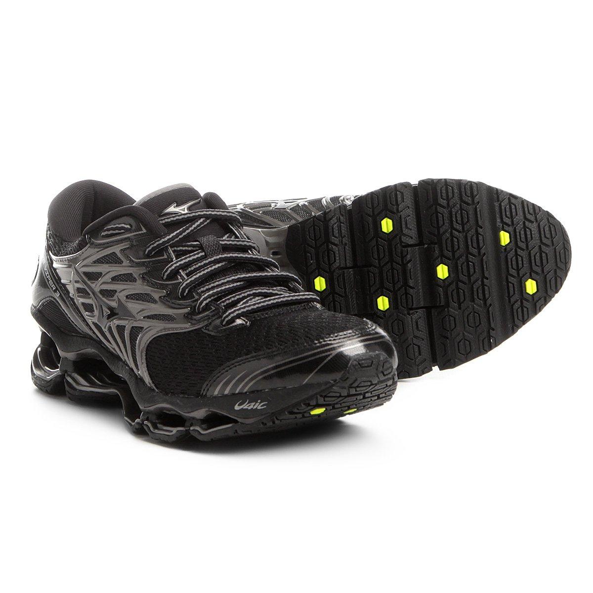 62558a7295769 FornecedorNetshoes. Tênis Mizuno Wave Viper 3 Masculino
