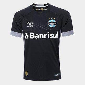 Camisa de Goleiro Grêmio 18 19 Umbro Masculina b8a61dc7e9dcd