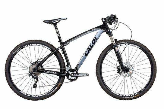 45e346376 Bicicleta aro 29 Carbon Sport 2017 - Preto+Cinza