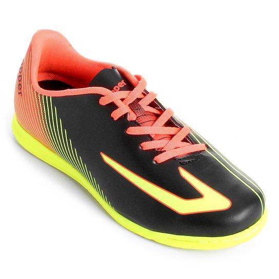 8547326421 Chuteira Futsal Infantil Topper Ultra - Compre Agora