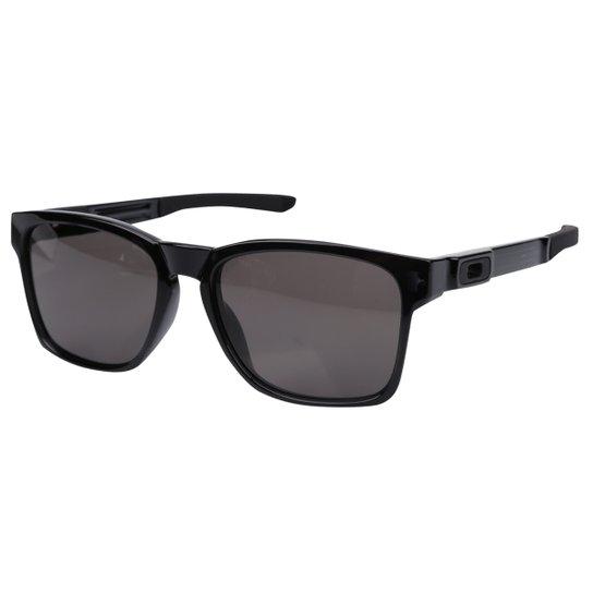 Óculos Oakley Catalyst Masculino - Preto e Cinza - Compre Agora ... cd809c6dc2