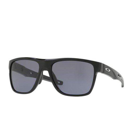 400a7731089a3 Óculos Oakley Crossrange XL Polished Black - Compre Agora   Netshoes