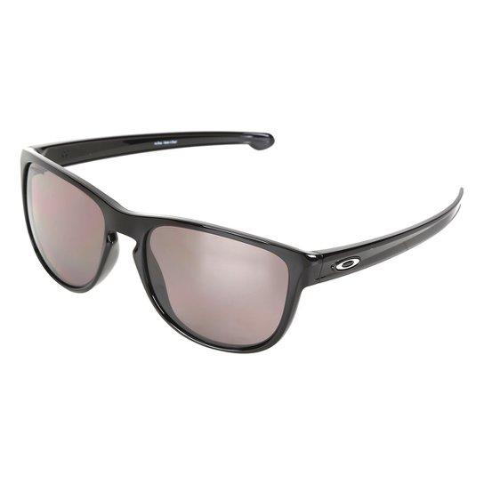 77ce1764dc4b9 Óculos de Sol Oakley Silver Masculino - Preto e Cinza - Compre Agora ...