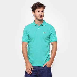 Camisa Polo Lacoste Original Fit Masculina feaacc860cb