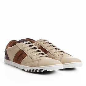 33a877535 Sapatenis Masculino London - Gelo | Netshoes