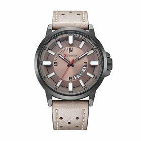 5866628c631 Relógio Curren Analógico 8271 Preto e Azul - Preto e Azul - Compre ...