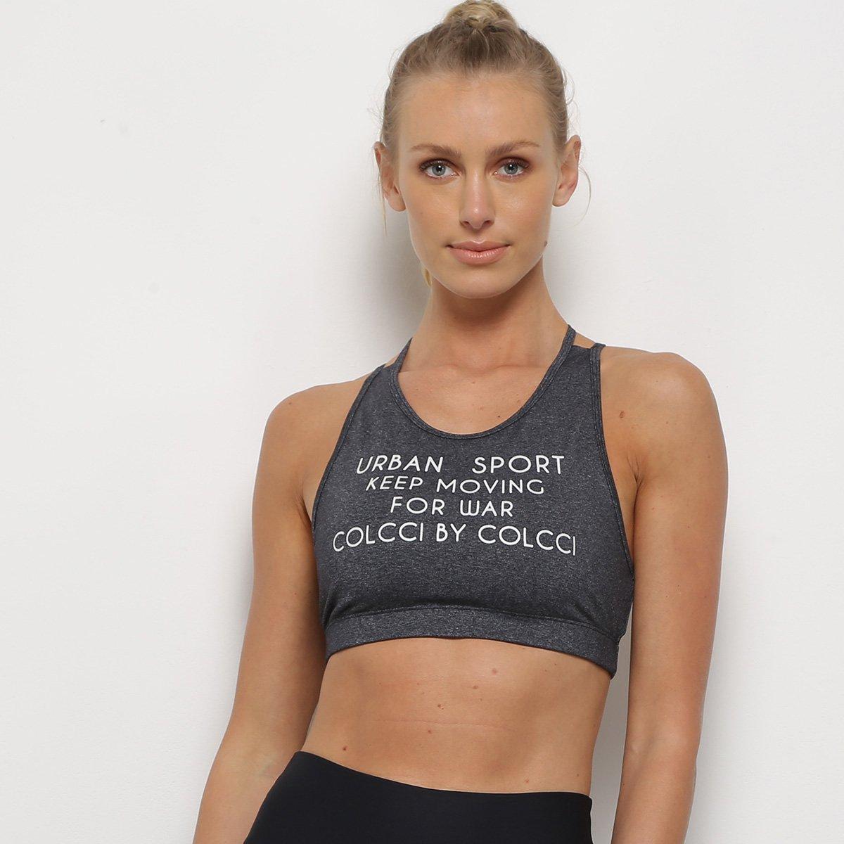 Top Colcci Fitness Keep Moving - Tam: M
