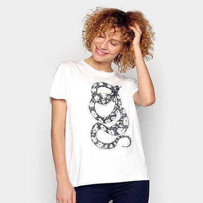 Camiseta Forum Snake Feminina