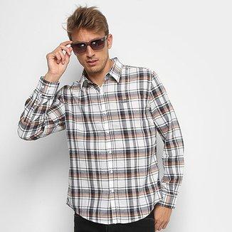 d9afd746de Camisa Xadrez Ellus 2nd Floor Masculina